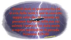 Esorta il peccatore a ravvedersi, prima che gli piombi addosso il giudizio di Dio