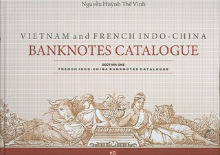 French Indo-China Banknotes book cover