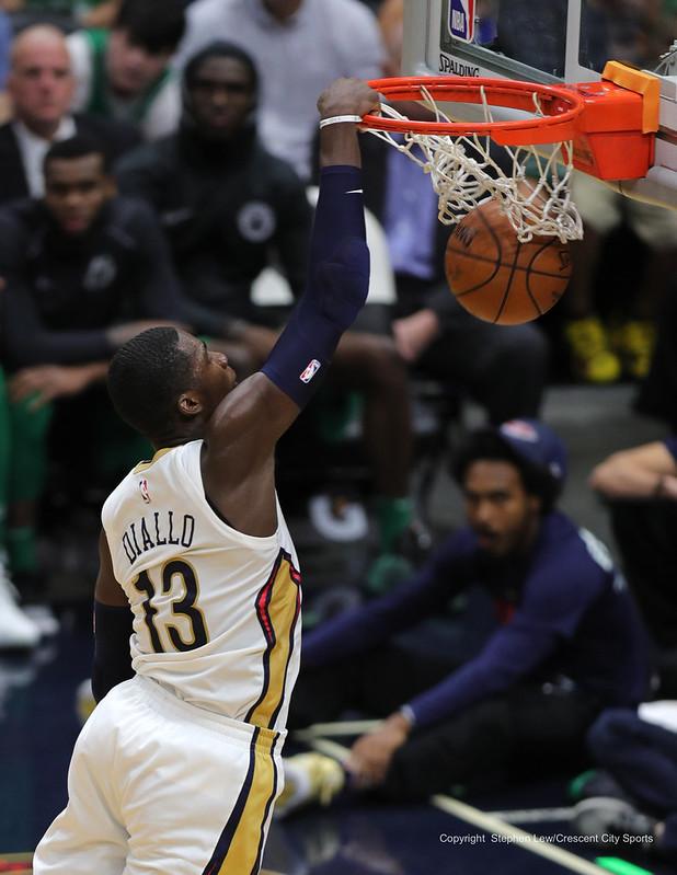 Pelicans forward Cheick Diallo to participate in NBA Africa