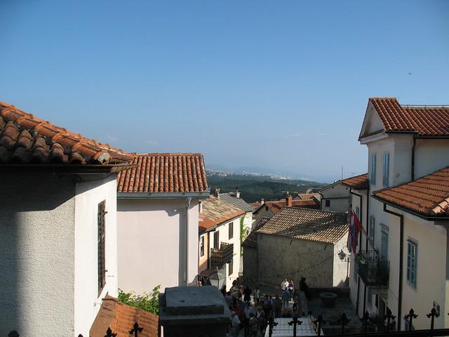 Roofs, Kastav