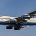 British Airways 747 landing at Heathrow by Alaskan Dude