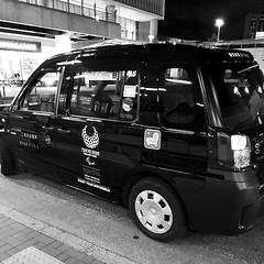 ジャパンタクシー乗った(2回目)