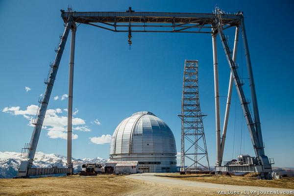 БТА - Самый большой телескоп в мире