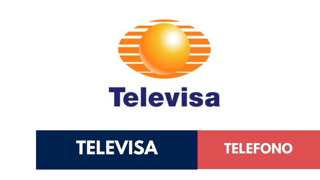 Telefono Televisa