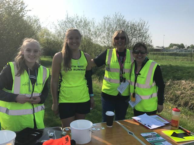 park run volunteers
