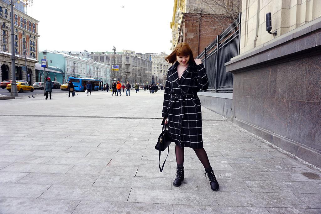 LOOKBOOK: Весна, пальто и Неделя моды
