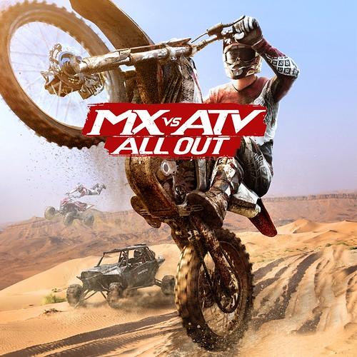 MX vs ATV All Out