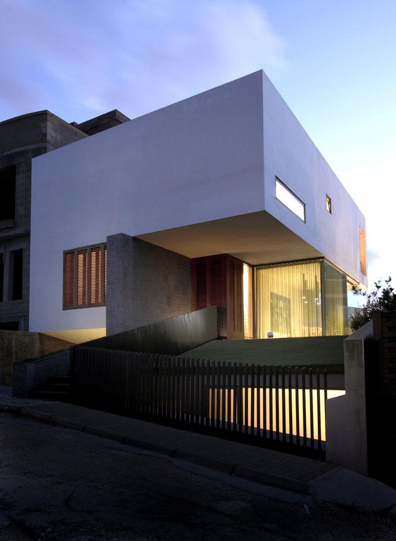 Desain rumah minimalis luar negeri