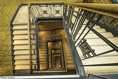 Hamburg Treppenhäuser / staircases