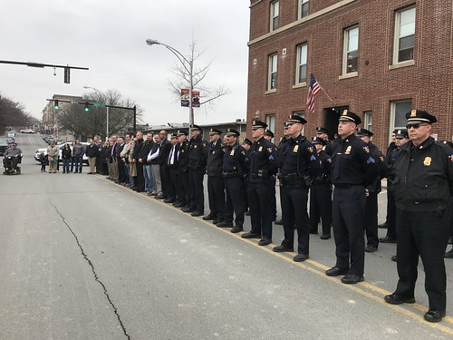 03-29-18 Final Walkout for Detective Sgt. Michael Parrow