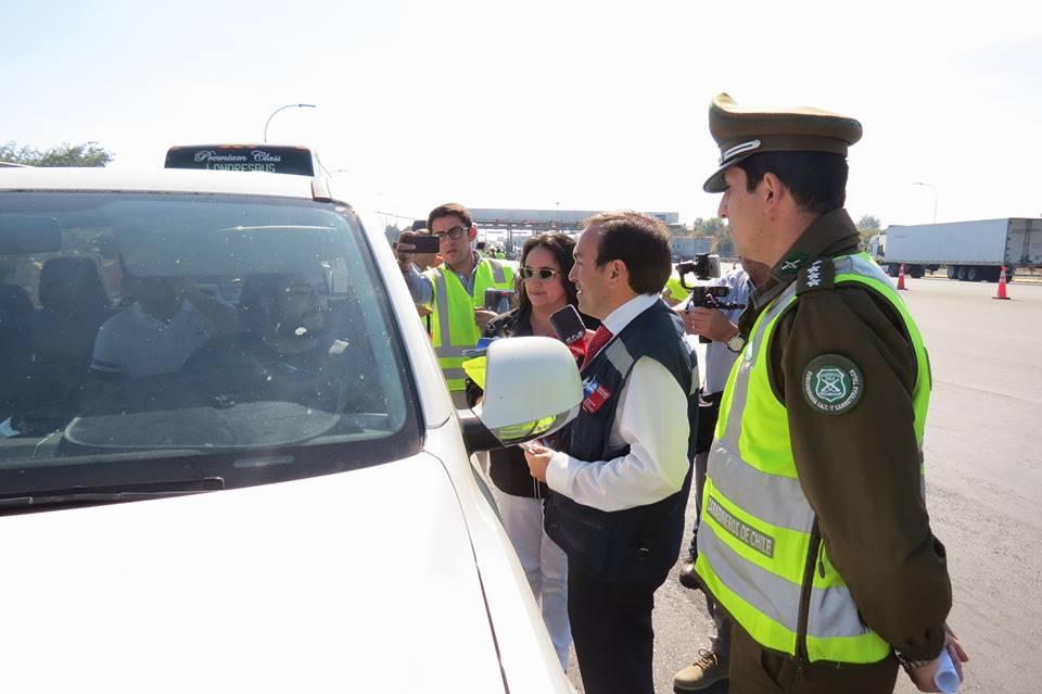 RÍO CLARO; Autoridades Entregan Recomendaciones por Fin de Semana Largo