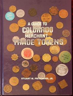 Colorado Merchant Trade TOkens book cover