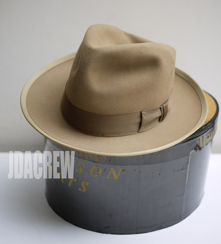 vintage stetson whippet