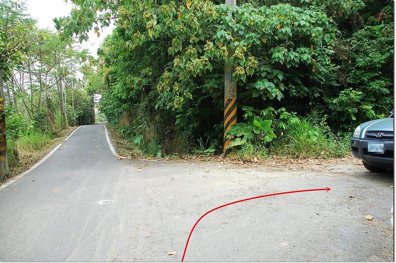 蘇厝山(林仔內)行車岔