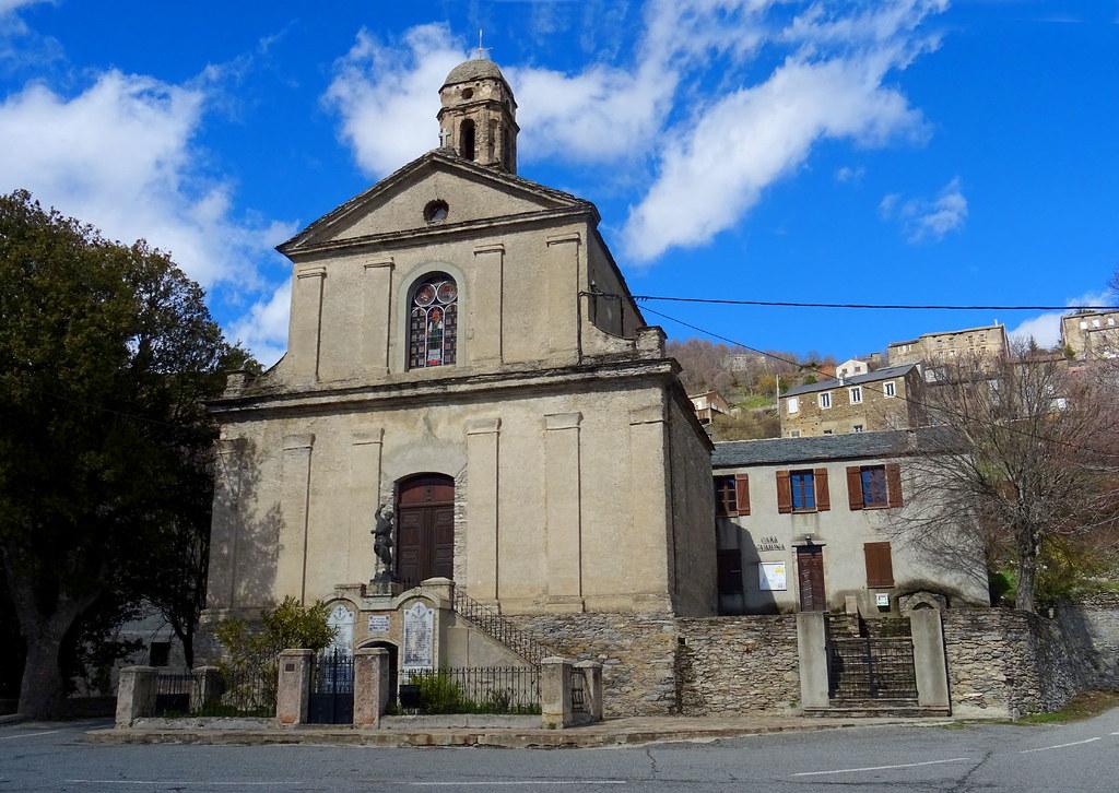 Eglise Sainte Cecilia Pianellu