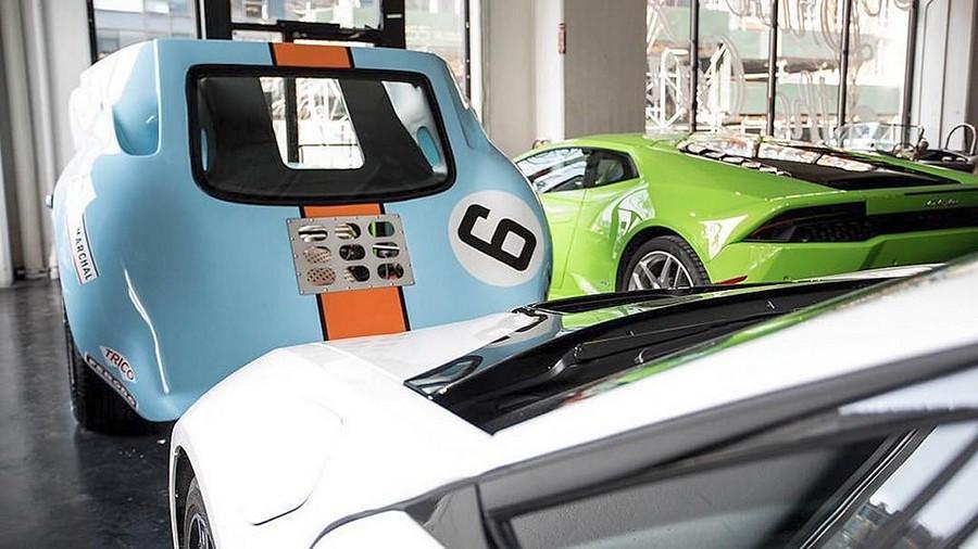 класик кар клуб форд гт 40