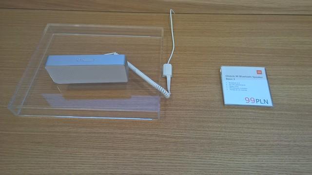 Hautparleur Mi Basic 2 - 23,8€
