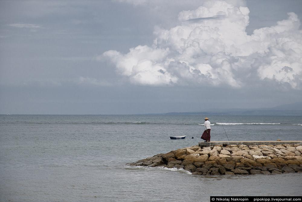 Письмо с острова Бали