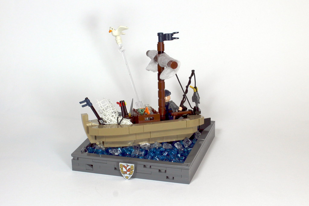 Fishing boat - Kurvenheim - Nine Kingdoms