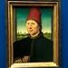 """""""Bildnis eines Mannes mit einer hohen roten Kappe"""" / Gemälde von Hans Memling zischen 1470-1475 by S. Ruehlow"""
