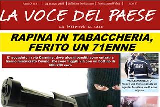 Noicattaro. copertina 11 front