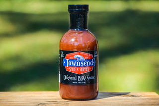 Sauced: Townsend Spice & Supply Original BBQ Sauce & Giveaway
