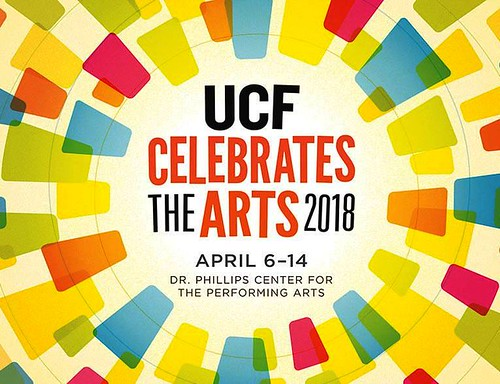 UCF Celebrates the Arts – An Eight-Day Arts Festival