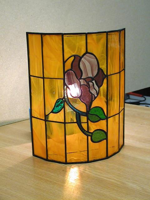 Tiffany lampa  100 03