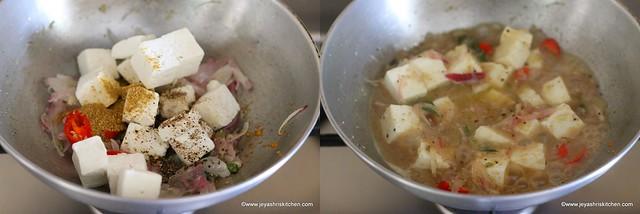 pepper paneer gravy 4