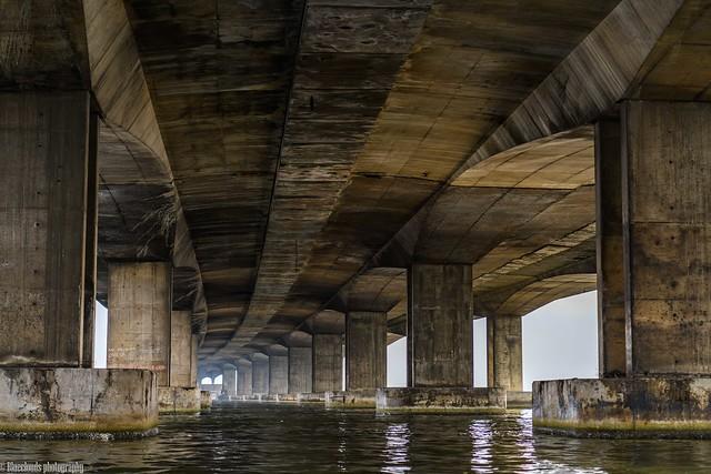 CHU_9605 (Under the Third Mainland Bridge, Lagos...)