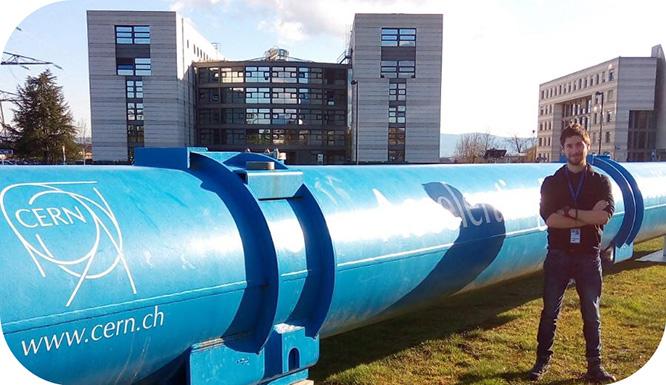 Del UPCT Racing Team al Centro Europeo para la Investigación Nuclear