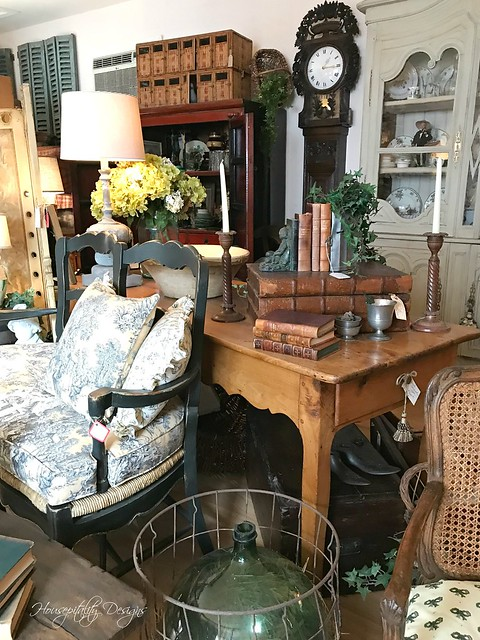 French Antique Shop-Housepitality Designs