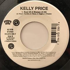 KELLY PRICE:FRIEND OF MINE(LABEL SIDE-B)
