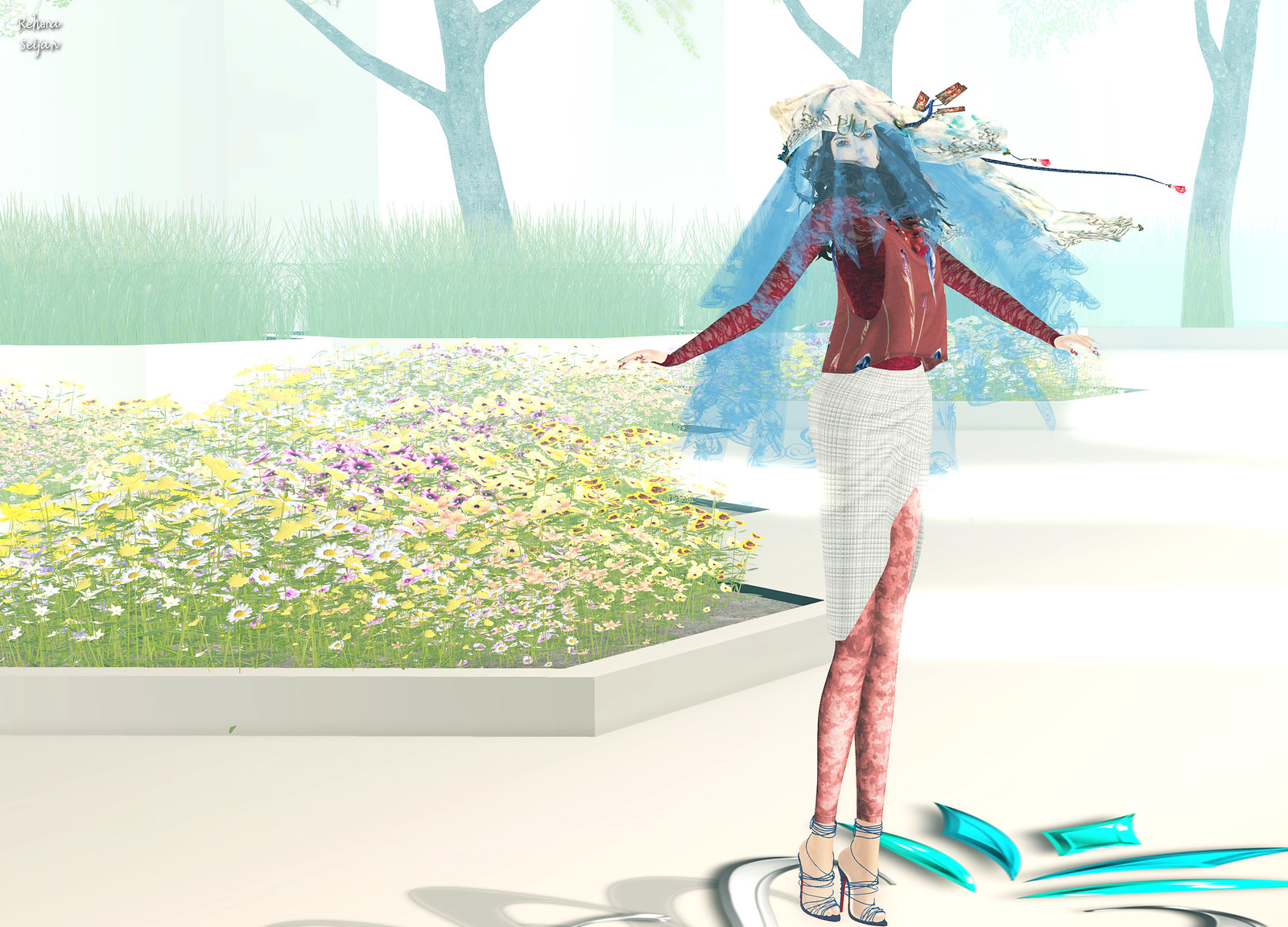 MISS SL 2018 – 4th Runway Challenge – NEO-The Designer Challenge
