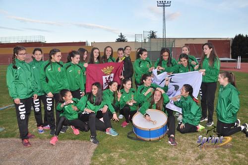 2018-Campeonato de CyL de Clubes sub16 y sub20 en León