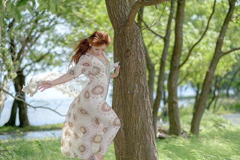 Early summer wind