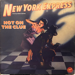 NEW YORK EXPRESS:HOT ON THE CLUE(JACKET A)