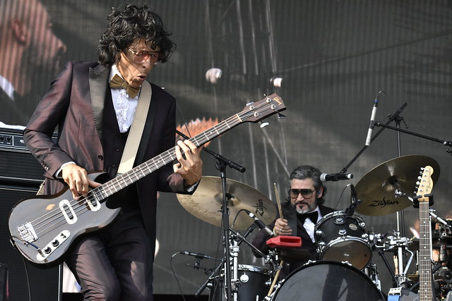Chicano Batman en el #VL18 - 09