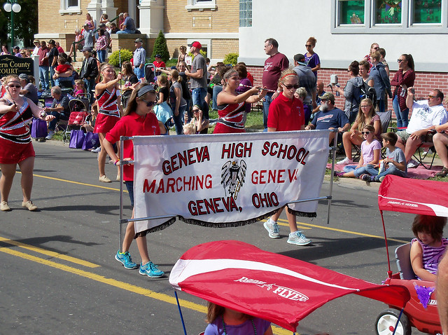 OH Geneva - Geneva Grape Jamboree Parade 4
