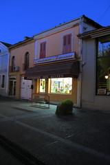 20120920 23 004 Jakobus Maubourguet Morgen Bäckerei Licht - Photo of Artagnan