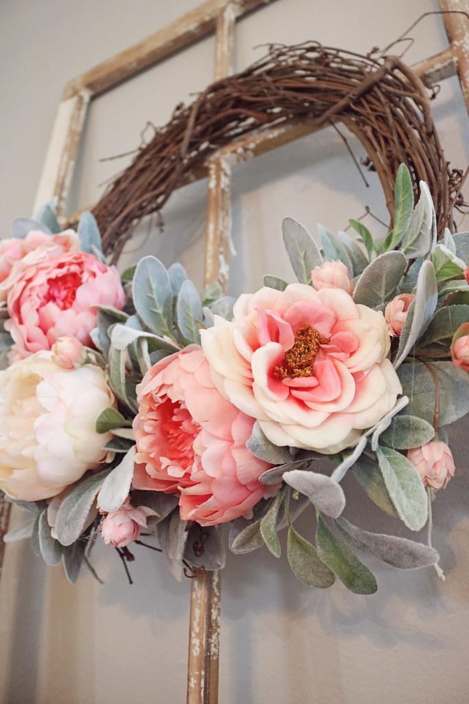 peony wreath 2
