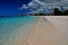 Beach time in Barbados