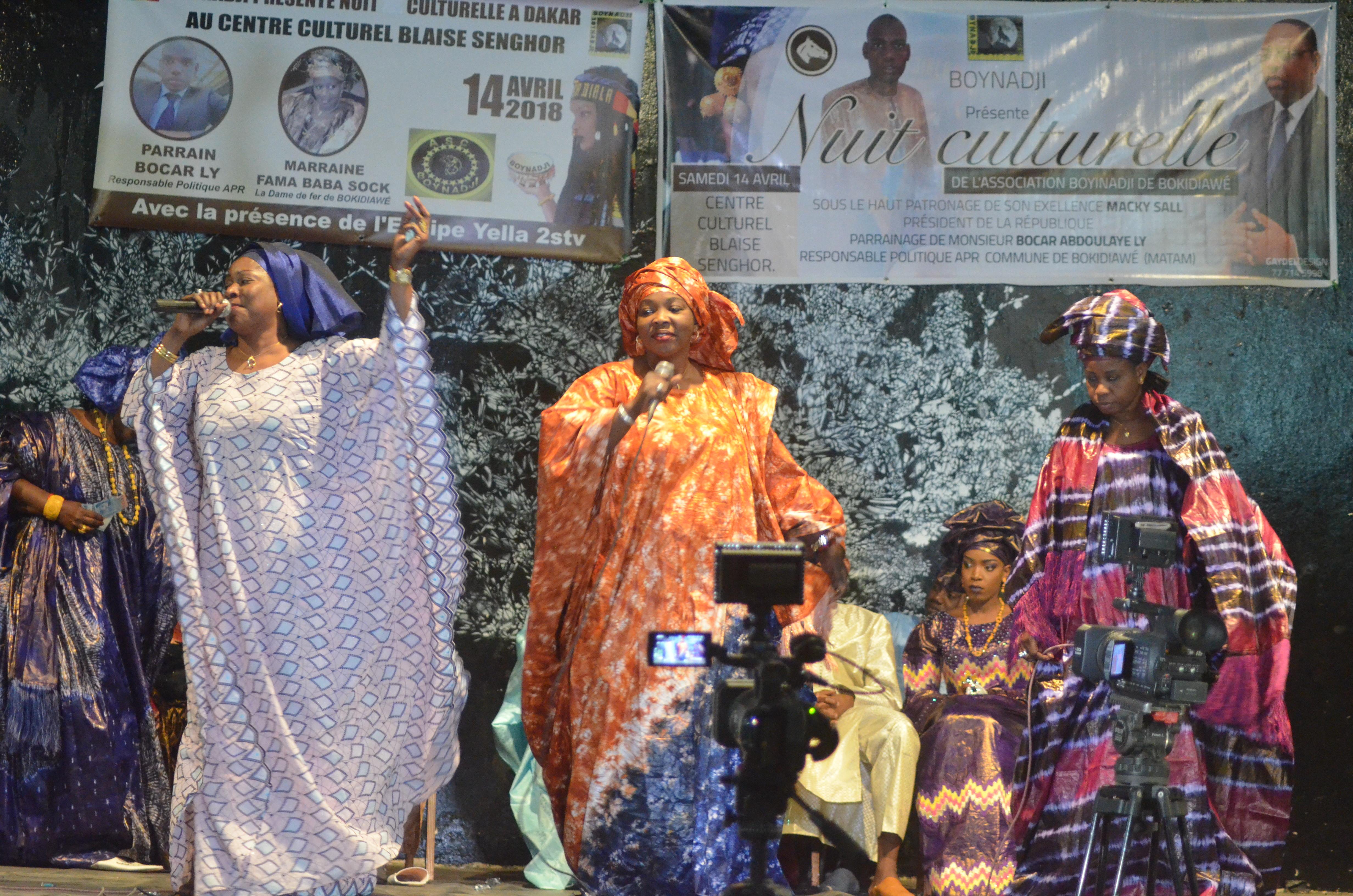 Première Edition soirée culturelle de l'Association Boyinadji Ma fierté de Bokidiawé, le parrain Bocar Abdoulaye Ly appelle à l'union des cœurs (28)