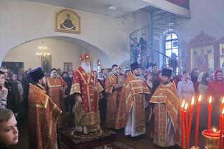 Божественная литургия 161