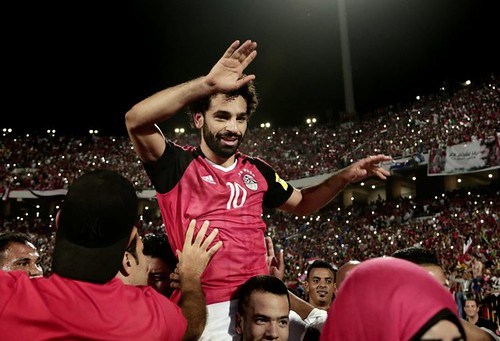Soccer WCup 2018 Egypt Congo