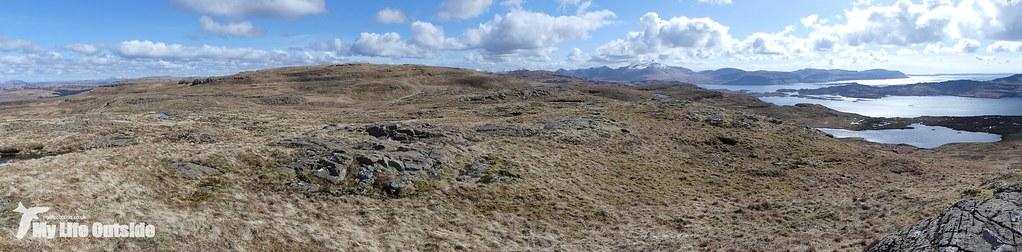 P1140394 - The Amphitheatre Walk, Isle of Mull
