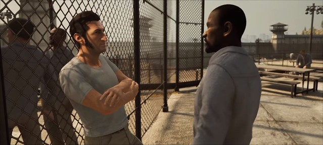 A Way Out - Someone Wants To Talk To You