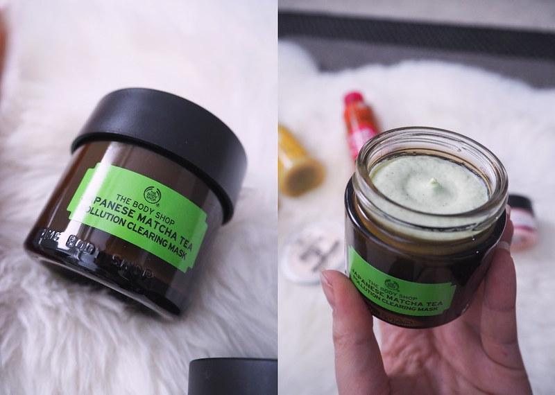 uutta kosmetiikkaa japanese tea kasvonaamio