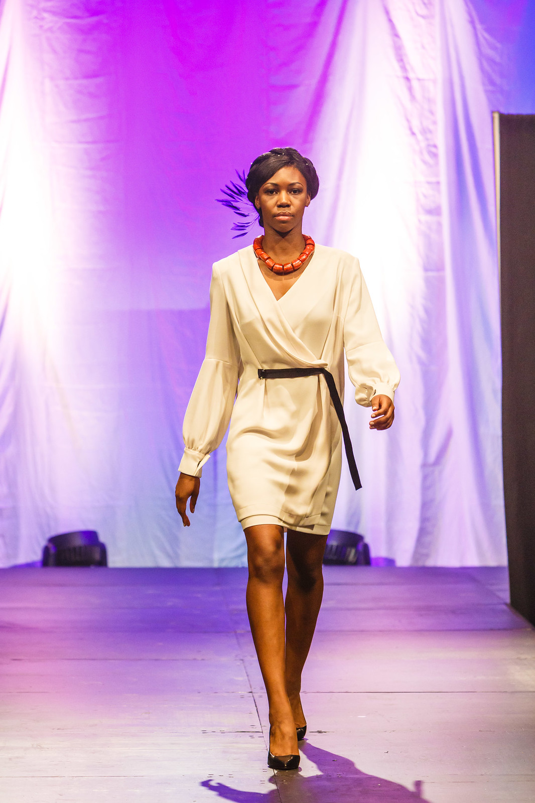 0240 A Song Of Thrones Fashion Show, Alaina Coulibaly