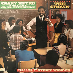 GARY BYRD AMD THE G.B. EXPERIENCE:THE CROWN(JACKET A)
